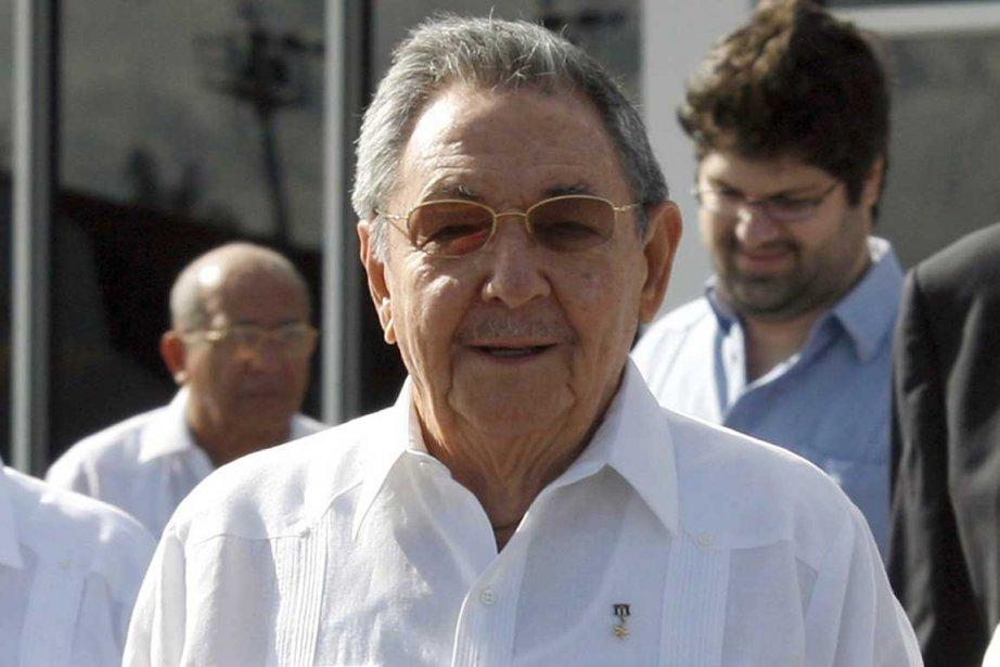 Raul Castro... (Photo Reuters)