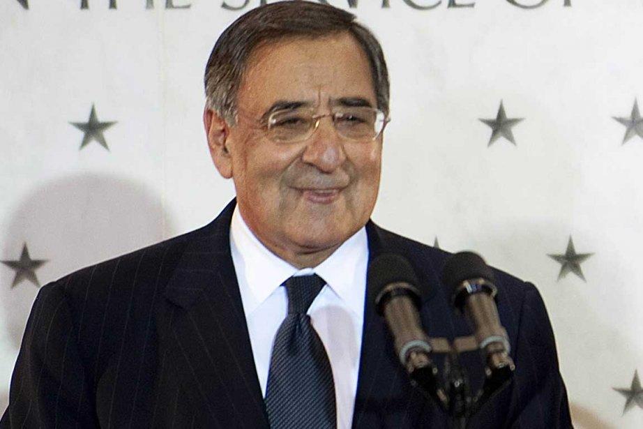 Leon Panetta, actuel directeur de la CIA, a... (Photo AFP)