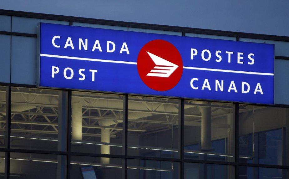 Après 16 années consécutives de profits, Postes Canada... (Photo Canadian Press)