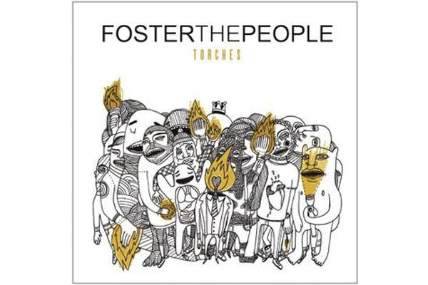 Pochette cd Foster the People...