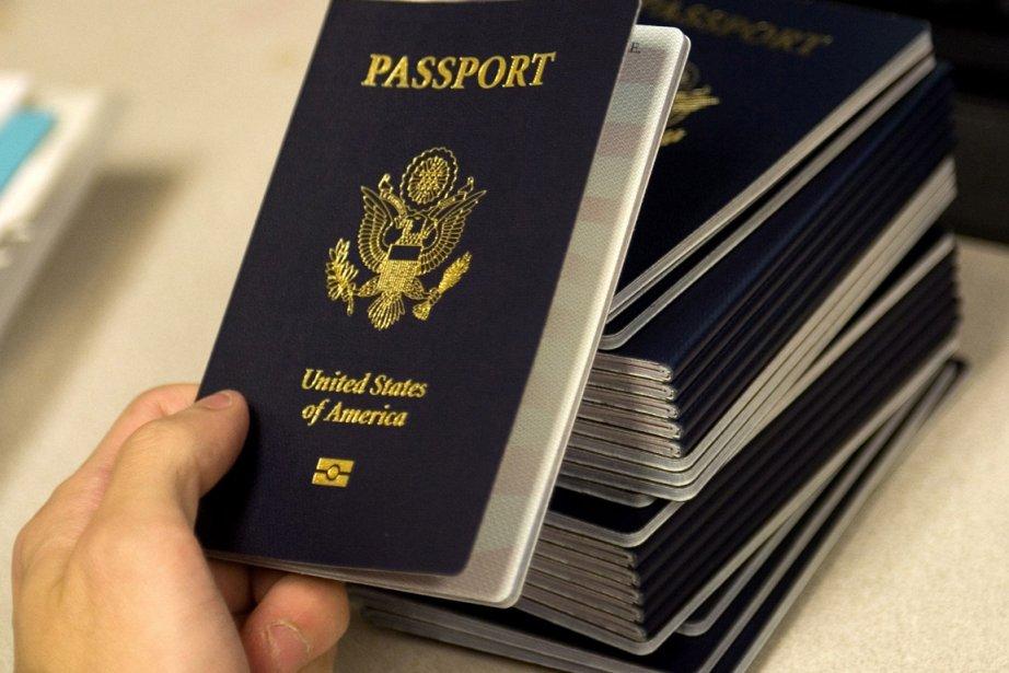 Un passeport américain.... (Photo: AFP)
