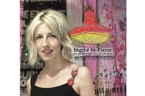 Pochette cd de Ingrid St-Pierre...