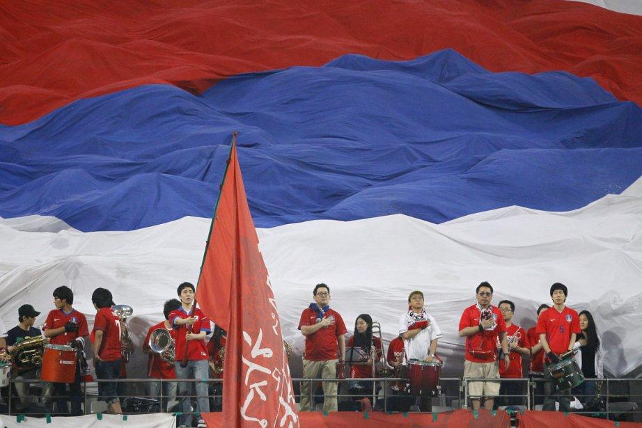 De nombreux sites illégaux de paris sportifs en... (Photo: Jo Yong-Hak, Reuters)