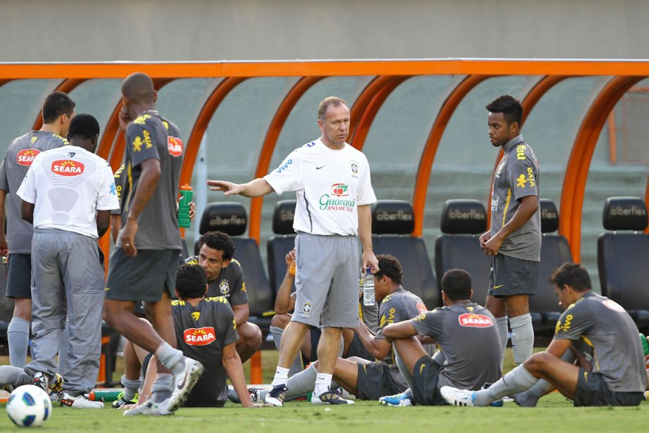 «Pour avoir une équipe forte, il faut équilibrer... (Photo: Jefferson Bernardes, AFP)