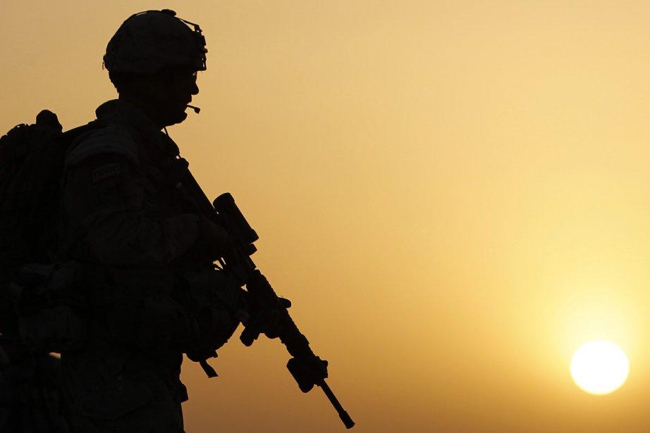 Près de 14 % des membres des Forces canadiennes qui... (Photo: archives Reuters)