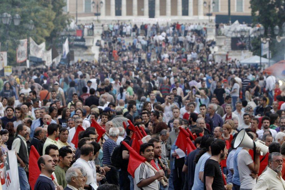 La douloureuse cure d'austérité imposée par le ... (Photo: Reuters)