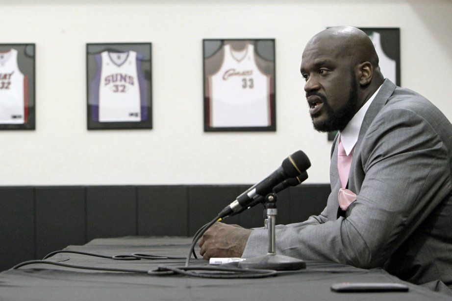 Shaquille O'Neal... (Photo: AP)