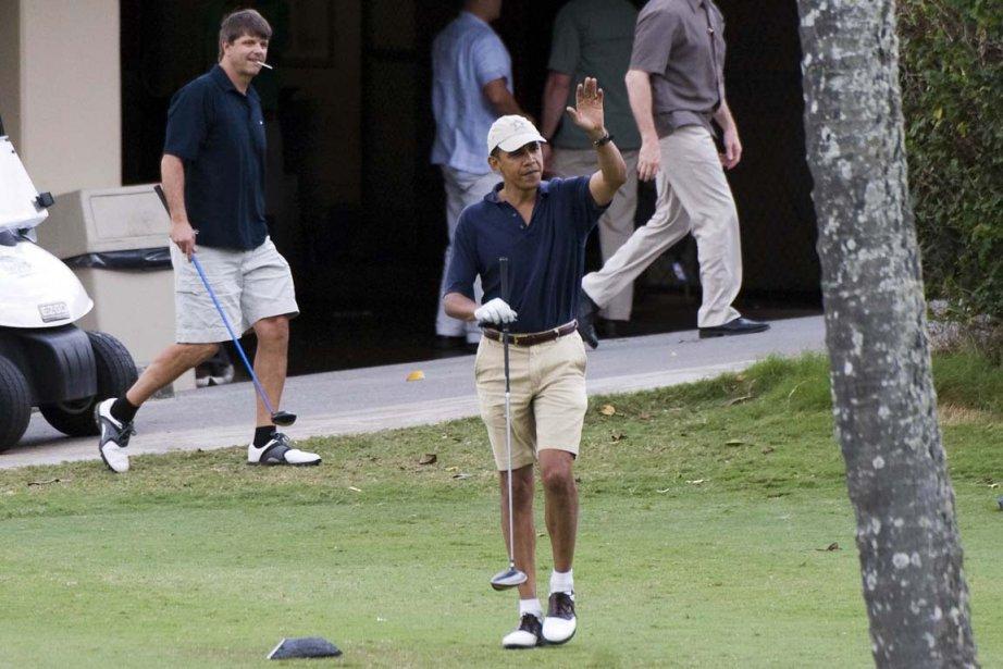 Barack Obama et John Boehner régleront-ils leur désaccord... (Photo d'archives AFP)