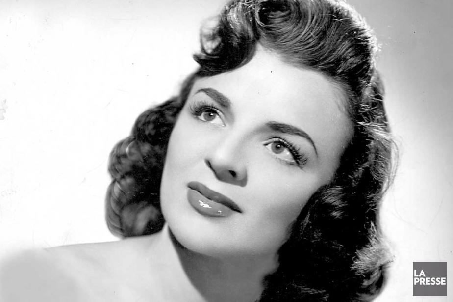Alys Robi en 1948.... (Photo archives La Presse)