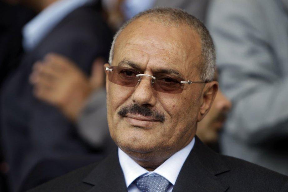 L'état du président Ali Abdallah Saleh, hospitalisé à... (Photo: Reuters)