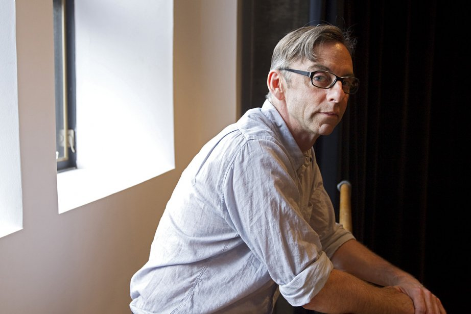 Sylvain Émard... (Photo: Ivanoh Demers, La Presse)