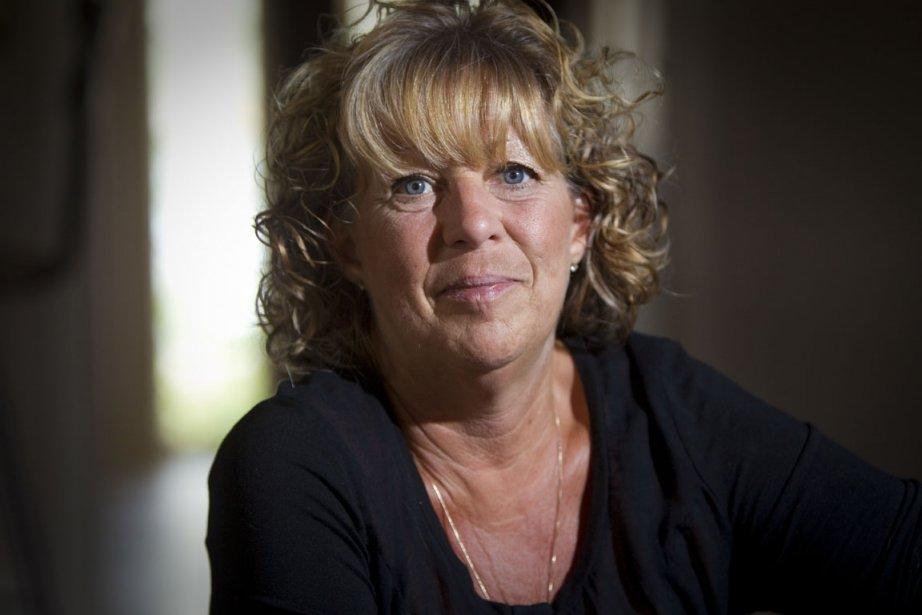 Louise Tremblay-d'Essiambre n'hésite pas à aborder des sujets... (Photo: André Pichette, La Presse)