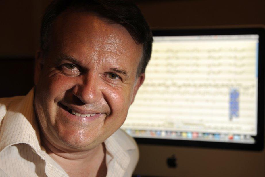 Présidé par le compositeur Gabriel Thibaudeau (notre photo),... (Photo: Bernard Brault, Archives La Presse)
