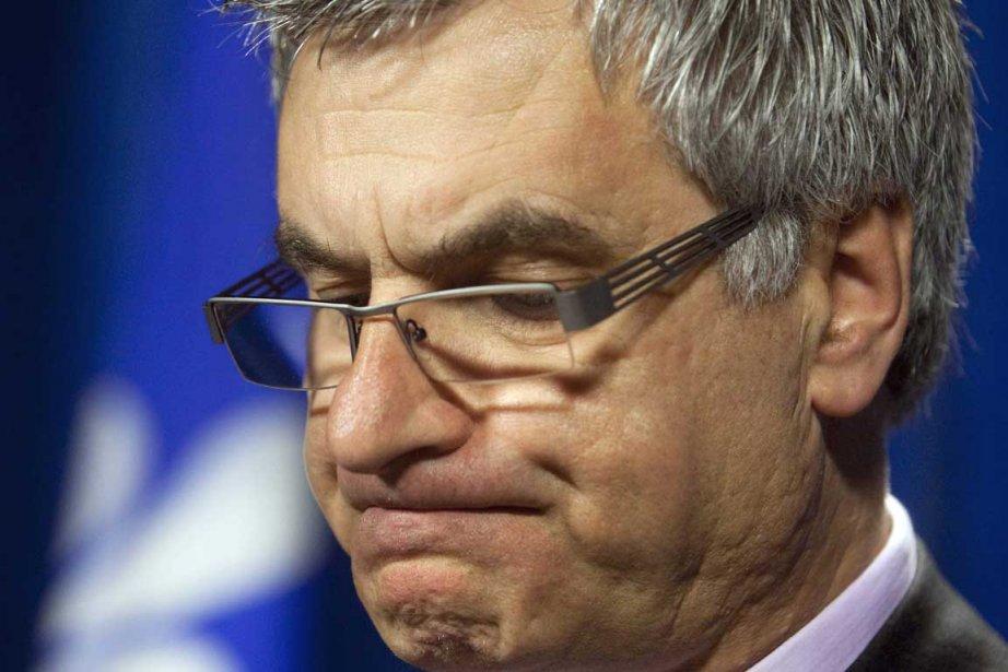 Actuellement le système judiciaire est «trop long et... (Photo La Presse Canadienne)