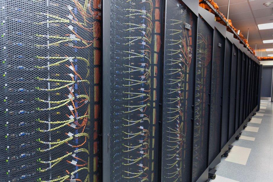 Google investit dans un centre de données au... (Photo Lino Cipresso, fournie par IBM)