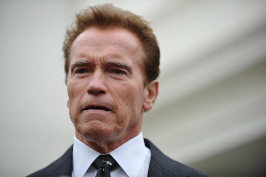 L'ex-gouverneur de la Californie Arnold Schwarzenegger s'est séparé... (Photo: Mandel Ngan, AFP)