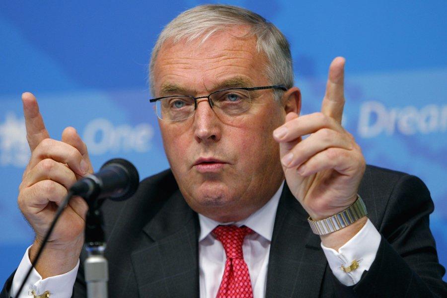 Le président de l'Union cycliste internationale (UCI), Pat... (Photo: AP)