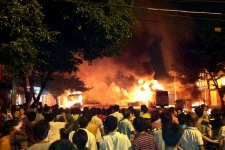 La région cantonaise a connu au cours du week-end dernier... | 2011-06-15 00:00:00.000