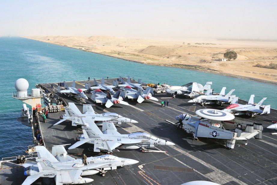 «Jusqu'au 3 juin 2011, le coût des opérations... (Photo: Archives Reuters)