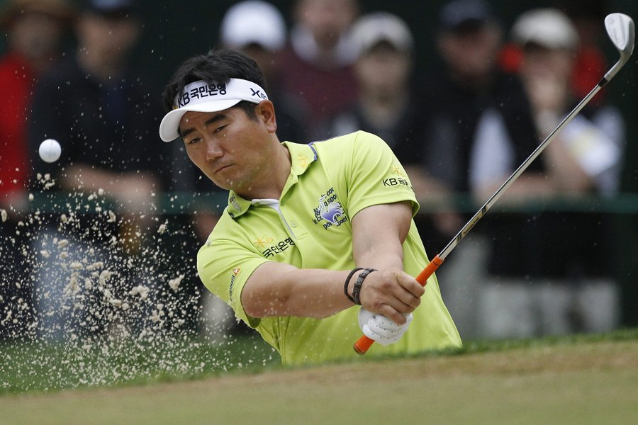 Y.E. Yang... (Photo: AP)