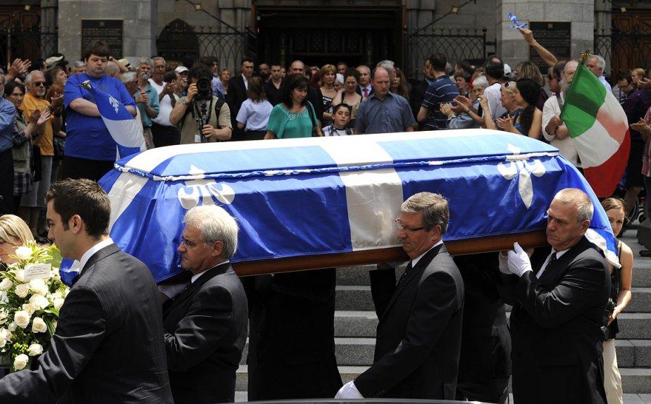 Claude Léveillée est décédé le 9 juin dernier...