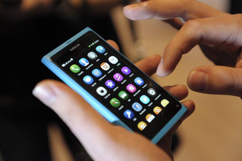Nokia est toujours le meneur pour les ventes... (Photo: Reuters)