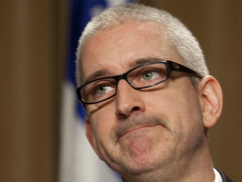 Le député Jean-Martin Aussant, qui a quitté les... (PHOTO: JACQUES BOISSINOT, LA PRESSE CANADIENNE)