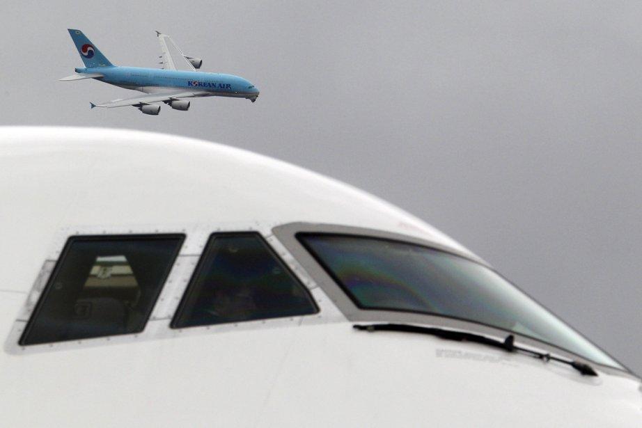 L'aviation est l'industrie idéale pour adopter les carburants... (Photo Reuters)