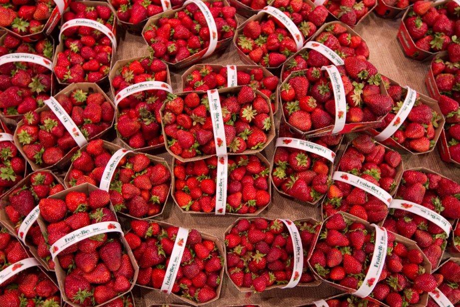 Plus de 12 000 produits sont certifiés «Aliments... (Photo: Hugo-Sébastien Aubert, La Presse)