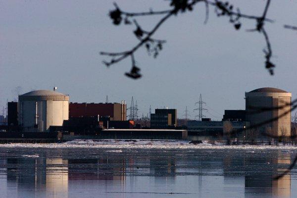La centrale nucléaire Gentilly-2.... (Photo Alain Roberge, archives La Presse)