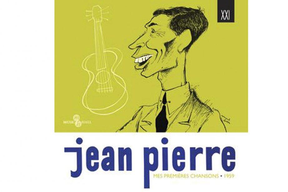 Pochette cd de Jean-Pierre Ferland...