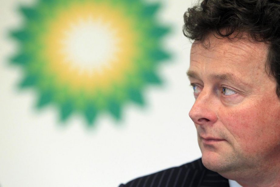 L'ex^rpésident de BP Tony Hayward.... (Photo: Suzanne Plunkett, Reuters)