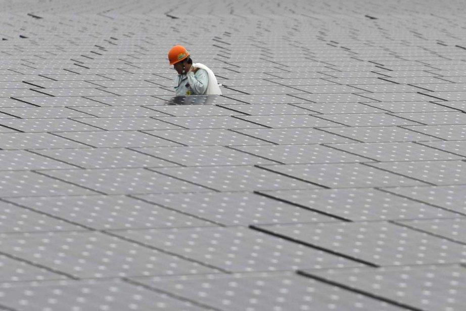 Quelque 20 entreprises japonaises envisagent de s'allier pour... (Photo Reuters)