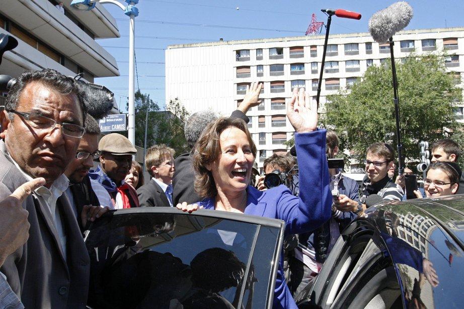 Ségolène Royal a déclaré samedi que cela ne... (Photo: AFP)