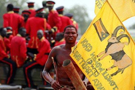Des danses traditionnelles sont au programme des célébrations,... (Photo: Reuters)