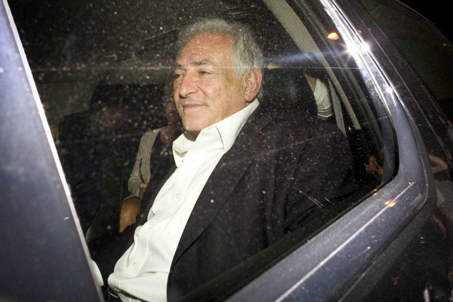 L'hypothèse d'un retour en course de Dominique Strauss-Kahn,... (Photo AP)