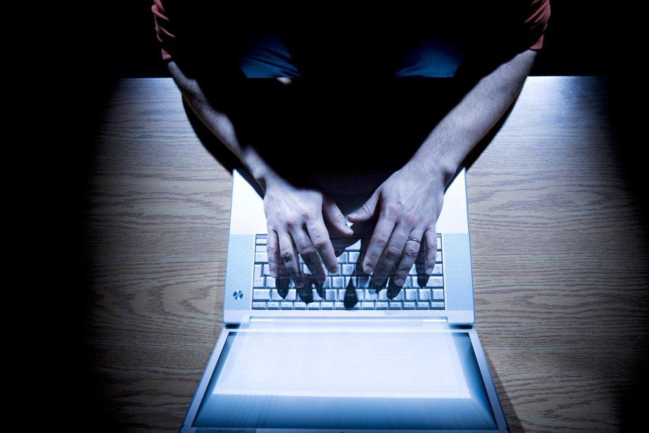 Si les cyberattaques perpétrées par Anonymous et compagnie... (Photo: David Boily, Archives La Presse)