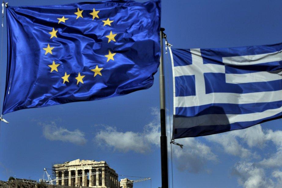 Fragilisée par de nouvelles dissensions, la zone euro va tenter... (Photo AFP)