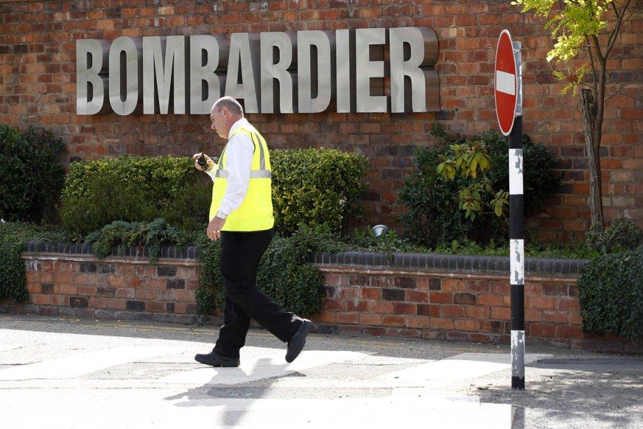 L'usine de Bombardier Transport à Derby, en Angleterre.... (Photo Reuters)