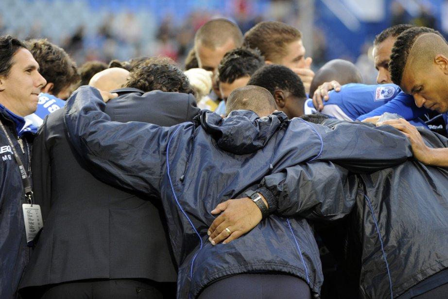 On sait qu'on recherche un entraîneur pour la... (Photo: Bernard Brault, La Presse)