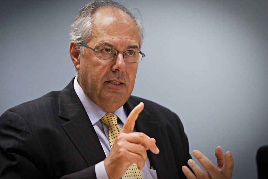 Le président de laFédération des médecins omnipraticiens du... (Photo Patrick Sanfaçon, La Presse)