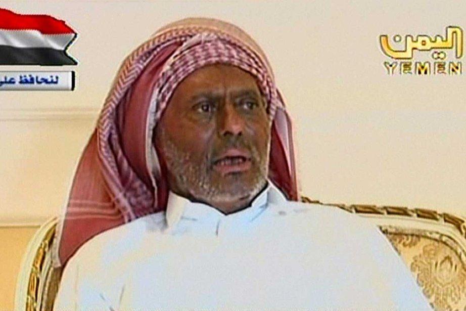 Le président du Yémen Ali Abdallah Saleh.... (Photo AFP)