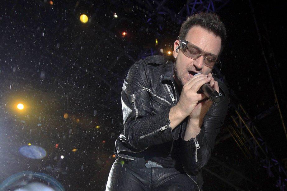 « Je ne dirais pas que je connais bien Bono ... » (Photo Reuters)