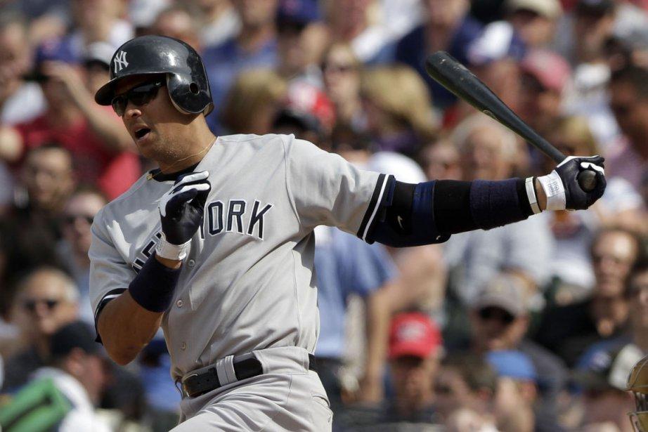 Rodriguez s'est blessé au genou lors d'une rencontre... (Photo: Reuters)