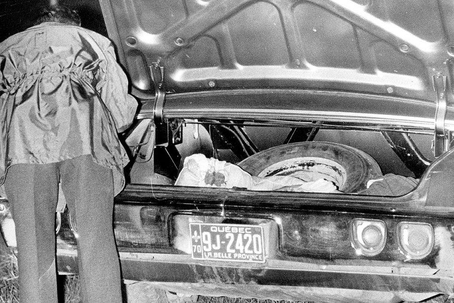 Robert Nadon se trouvait à une quinzaine de... (Photo: Robert Nadon, archives La Presse)