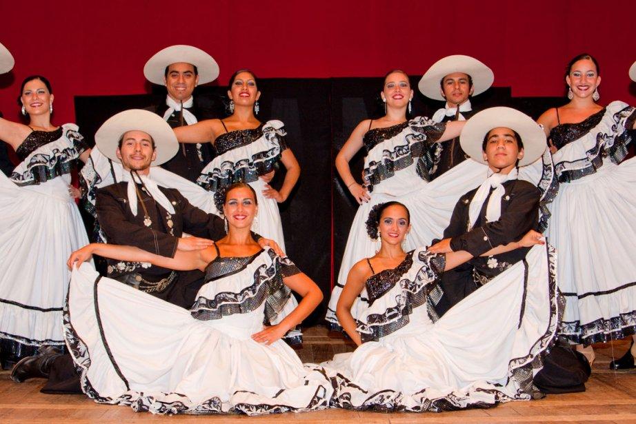 La troupe argentine El Cimarron est l'une de... (Photo fournie par le Mondial des Cultures)