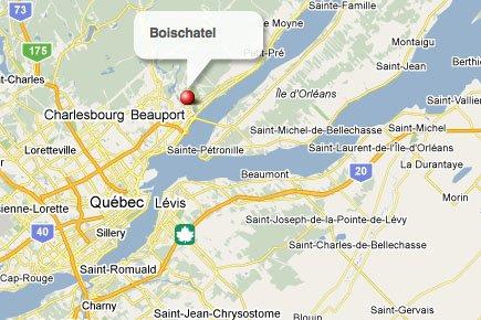 Boischatel... (maps.google.ca)