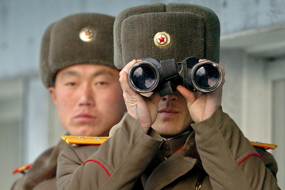 La Corée du Nord est le pays le... (Photo: archives AFP)