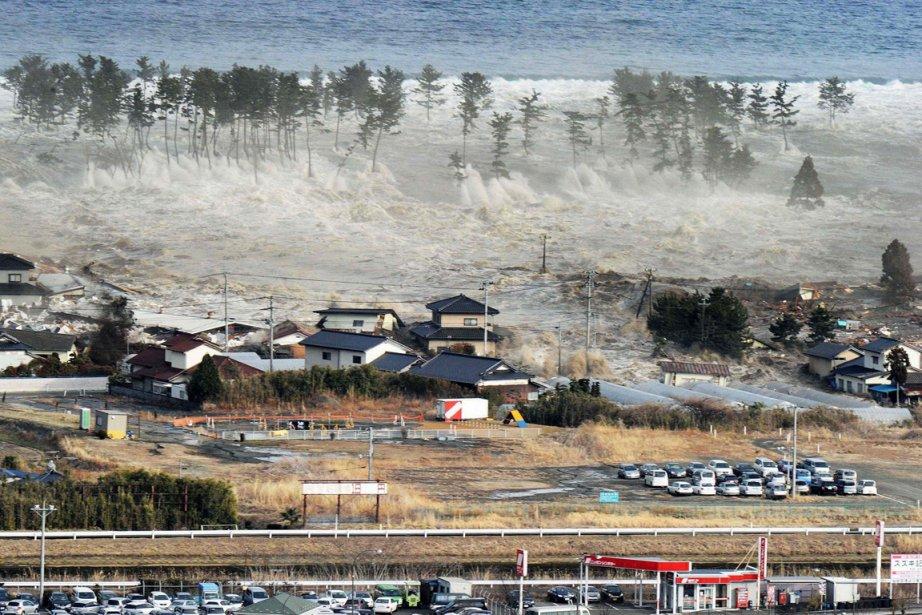 Les dégâts enregistrés au Japon, à la suite... (Photo: AP)