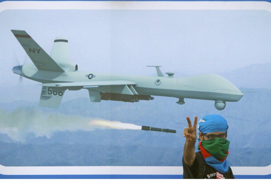 Avant l'aube mardi, des missiles américains tirés à... (Photo: Athar Hussain, Archives Reuters)